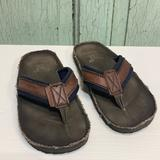 American Eagle Outfitters Shoes | Mens Ae Sandals | Color: Blue/Brown | Size: 10