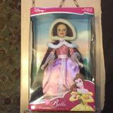 Disney Toys | Disney Beauty & The Beast Belle Doll | Color: Red | Size: Osg