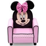 Disney Minnie Mouse Figural Upholstered Kids Chair - Delta Children UP83649MN-1058