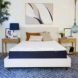 "Serta Perfect Sleeper Select 12"" Medium Gel Memory Foam Mattress, Size 76.0 H x 54.0 W x 12.0 D in   Wayfair 500085648-8030"