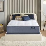 "Serta Perfect Sleeper Sapphire 14"" Medium Innerspring Mattress, Size 14.0 H in   Wayfair 500102171-1070"
