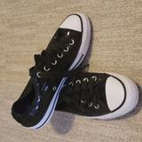Converse Shoes | Converse Women'S Shoes | Color: Black | Size: 7