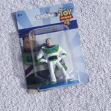 Disney Party Supplies   Buzz Lightyear Cake Topper   Color: Green/White   Size: Os