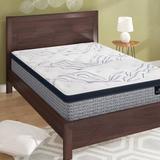 Serta Perfect Sleeper Plush Pillow Top Hybrid Mattress, Size 14.0 H x 60.0 W x 80.0 D in   Wayfair 500206433-1050