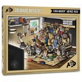 """Colorado Buffaloes Purebred Fans 18'' x 24'' A Real Nailbiter 500-Piece Puzzle"""