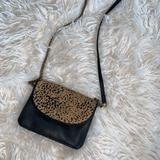 American Eagle Outfitters Bags | Cheetah Mini Purse | Color: Black/Brown | Size: Os