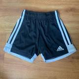 Adidas Bottoms | Kids Adidas Soccer Shorts - Size 5-6 Y, Climacool | Color: Black/White | Size: 6b