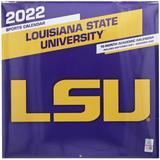 LSU Tigers 2022 Wall Calendar