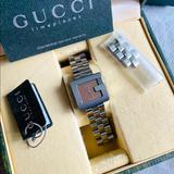 Gucci Accessories   Ladies Authentic Gucci G Watch W Box   Color: Silver   Size: Os