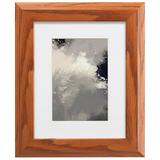 Red Barrel Studio® Ivzi Single Picture Frame in White, Size 0.75 D in | Wayfair 07C521FCED664AE2A92F2C072D63D2CE