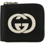 Leather Wallet Uomo Tu - Black - Gucci Wallets