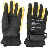 Arrows-logo Snow Gloves - Black - Off-White c/o Virgil Abloh Gloves
