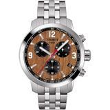 Prc 200 Cba Watch - Brown - Tissot Watches