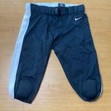 Nike Pants   Nike Football Pants With Knee Pads   Color: Black/White   Size: Xl
