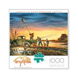 Buffalo Games Puzzles - The Conservationists 1,000-Piece Puzzle