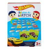 Hot Wheels Toy Cars and Trucks - Hot Wheels Make-a-Match Game