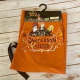 Disney Holiday | Hocus Pocus Sanderson Sisters Halloween Apron | Color: Orange | Size: Os
