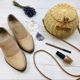 Free People Shoes | Free People Brady Loafers Cream Size 6.5 | Color: Cream | Size: 6.5