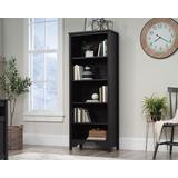 Dawson Trail 5-Shelf Display Bookcase in Raven Oak - Sauder 427418