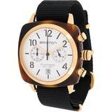 Clubmaster Classic Chrono40mm - Black - Briston Watches