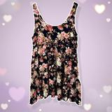 American Eagle Outfitters Dresses   American Eagle Sz Xs Floral Babydoll Slip Dress   Color: Blue/Pink   Size: Xs