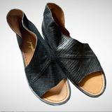 Free People Shoes | Free People Mont Blanc Sandal Oxford | Color: Black | Size: 6