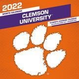 Clemson Tigers 2022 Mini Wall Calendar