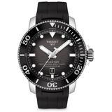 Seastar 2000 Professional Watch - Black - Tissot Watches
