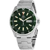Kanno Automatic Green Dial Watch -aa0914e19b - Green - Orient Watches