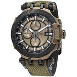 T-race Motogp Chronograph Automatic Mens Watch T1154273709100 - Black - Tissot Watches