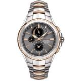 Coutura Perpetual Chronograph Grey Dial Watch - Metallic - Seiko Watches
