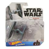 Hot Wheels Star Wars Starships Die Cast The Fighter Toy NIB Collectors Display
