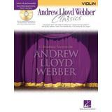 Andrew Lloyd Webber Classics - Violin: Violin Play-Along Book/CD Pack (Hal-Leonard Instrumental Play-Along)
