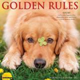 Willow Creek Press Golden Rules 2022 Wall Calendar