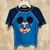 Disney Swim | Mickey Mouse Blue Rash Guard | Color: Blue | Size: 5tb