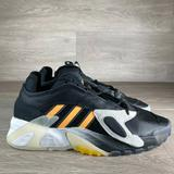 Adidas Shoes | Adidas Originals Streetball Shoes Ef6991 Size 9.5 | Color: Black/Gold | Size: 9.5