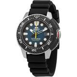 M-force Automatic Blue Dial Watch -ac0l04l00b - Blue - Orient Watches