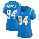 Women's Nike Chris Rumph II Powder Blue Los Angeles Chargers Game Jersey
