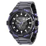 Invicta Marvel Black Panther Men's Watch - 50.5mm Black (36607)