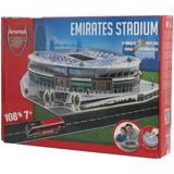 Arsenal Stadium 108 Piece 3D Puzzle