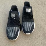 Adidas Shoes | Adidas Casual | Color: Black/Silver | Size: 9