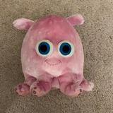Disney Toys | Finding Nemo Pearl Plush Stuffed Animal | Color: Blue/Pink | Size: One Size (Boys&Girls)