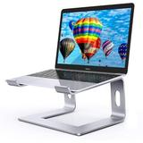 feidigeluo Laptop Stand For Desk, Notebook Ergonomic Table Holder Aluminum Riser Detachable Laptop Metal Mount Compatible w/ Apple Macbook Pro Air