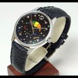 Gucci Accessories | Gucci G-Timeless Moon Phase Black W Stars Dial | Color: Black | Size: Os