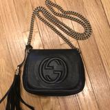 Gucci Bags | Gucci Soho Crossbody | Color: Black | Size: Os
