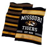 Missouri Tigers 60'' x 70'' Plush Colorblock Blanket