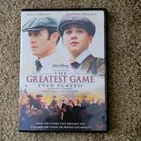 Disney Other | Disney The Greatest Game Ever Played Dvd Movie | Color: Cream | Size: Os