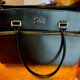 Kate Spade Bags   Kate Spade Shoulder Bag In Black   Color: Black   Size: My Laptop Fits In This Bag