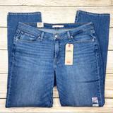 Levi's Jeans | New Levis Classic Straight Leg Jeans Denim | Color: Blue | Size: 18w