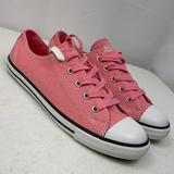 Converse Shoes   Converse Chuck Taylor Pink All Star Unisex   Color: Pink   Size: 7 Womens